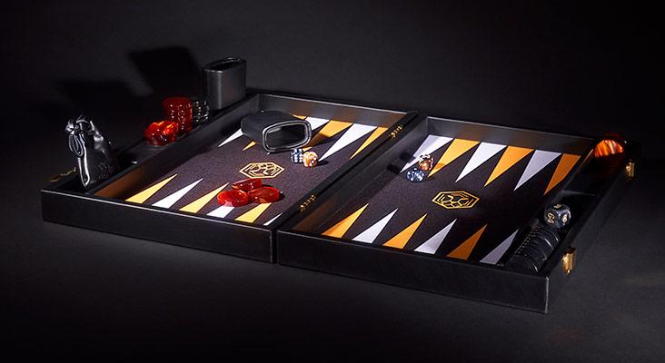 Backgammon - TIGRR