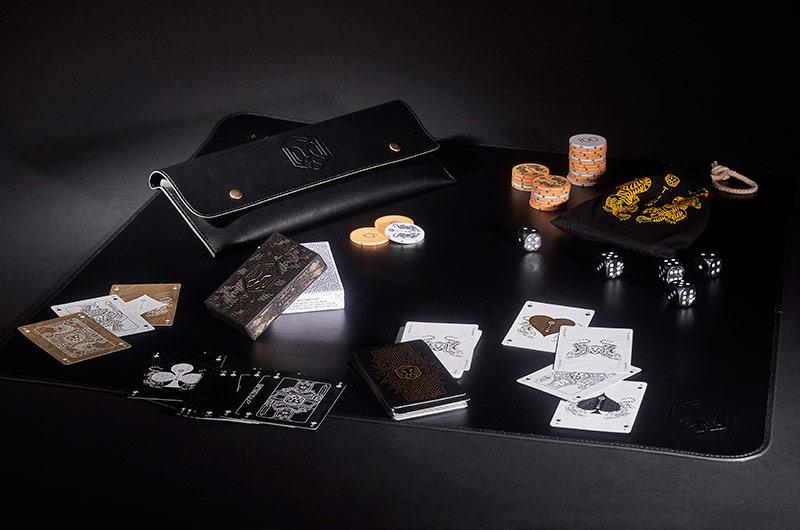 Coffret de cartes de jeu